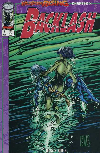 Backlash 8 - Barry Windsor-Smith