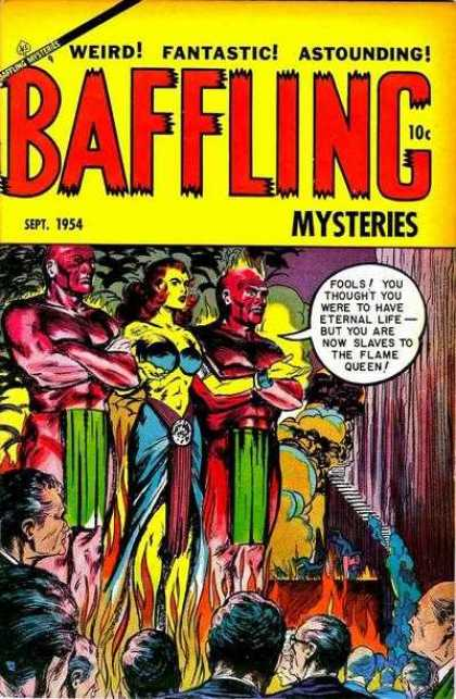 Baffling Mysteries 22 - Red Zombies - Yellow Woman - Stairway To Hell - Damned Businessmen - Flame Queen