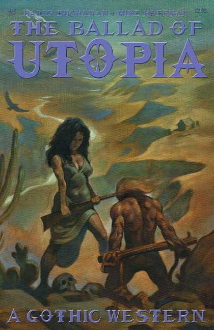 Ballad of Utopia 5 - A Gothic Western - Desert - Female Dominance - Desolate - Torture