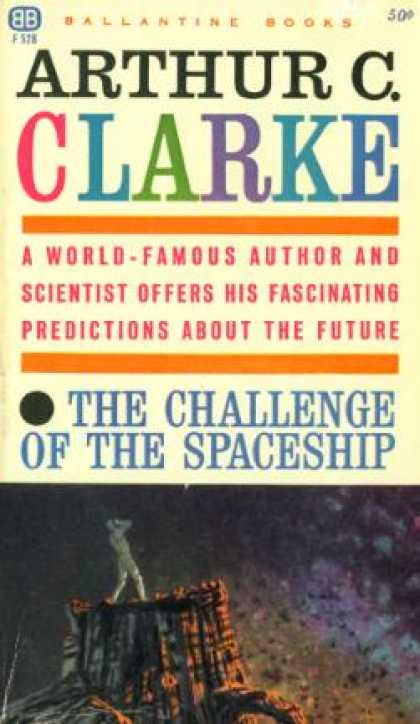 Ballantine Books - The Challenge of the Spaceship