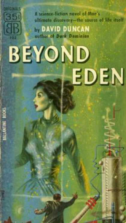 Ballantine Books - Beyond Eden - David Duncan