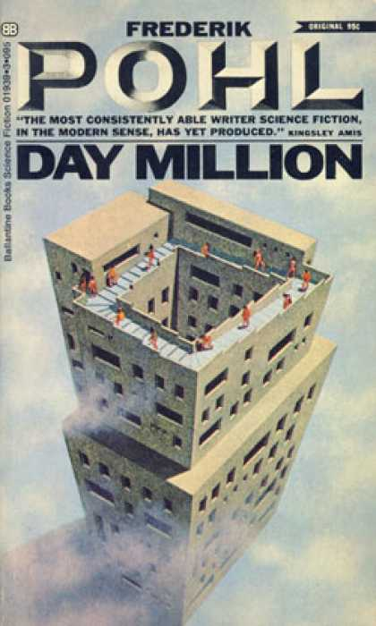 Ballantine Books - Day Million : A Collection of Ten Stories - Frederick Pohl