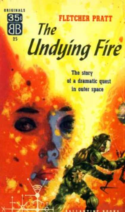 Ballantine Books - The Undying Fire
