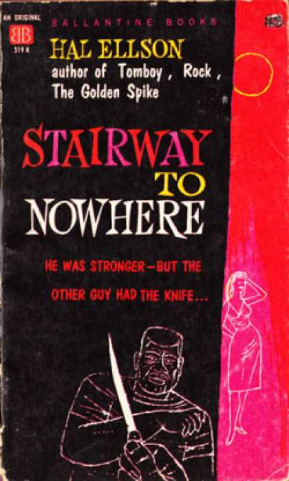 Ballantine Books - Stairway To Nowhere