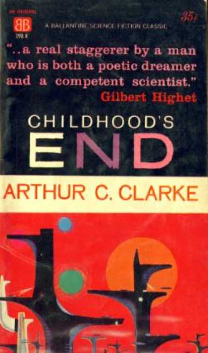 Ballantine Books - Childhood's End: By Arthur C. Clarke - Arthur Charles Clarke
