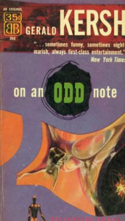 Ballantine Books - On an Odd Note - Gerald Kersh