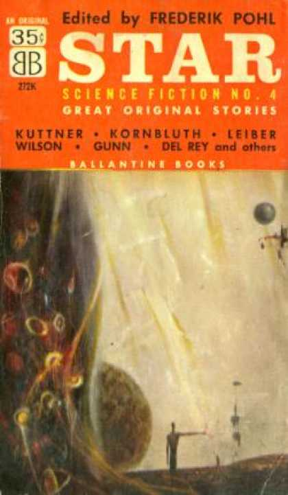 Ballantine Books - Star Science Fiction Stories #4