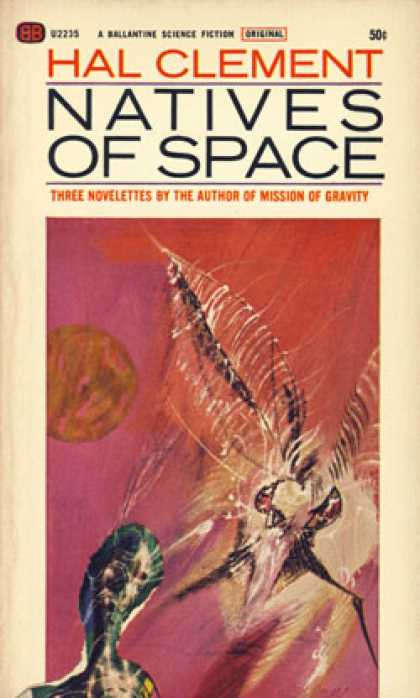 Ballantine Books - Natives of Space - Hal Clement