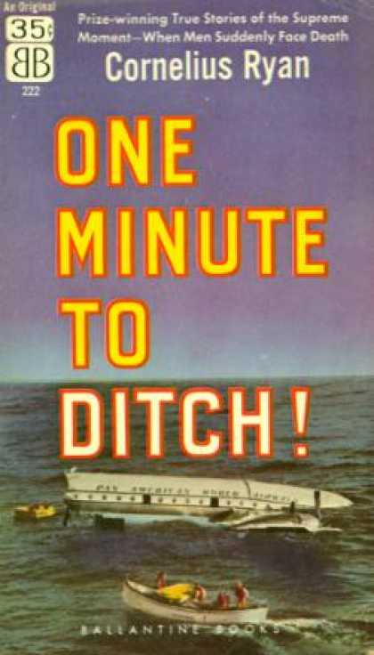 Ballantine Books - One Minute To Ditch