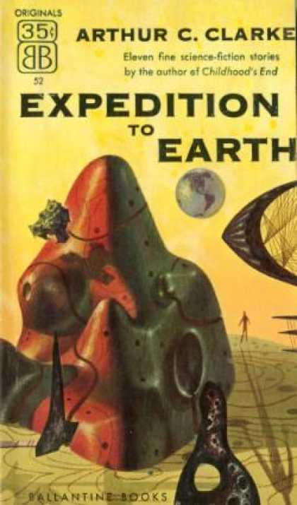 Ballantine Books - Expedition To Earth - Arthur C. Clarke