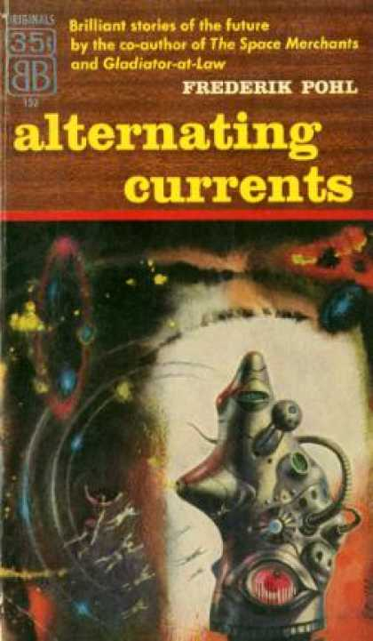Ballantine Books - Alternating Currents - Frederik Pohl