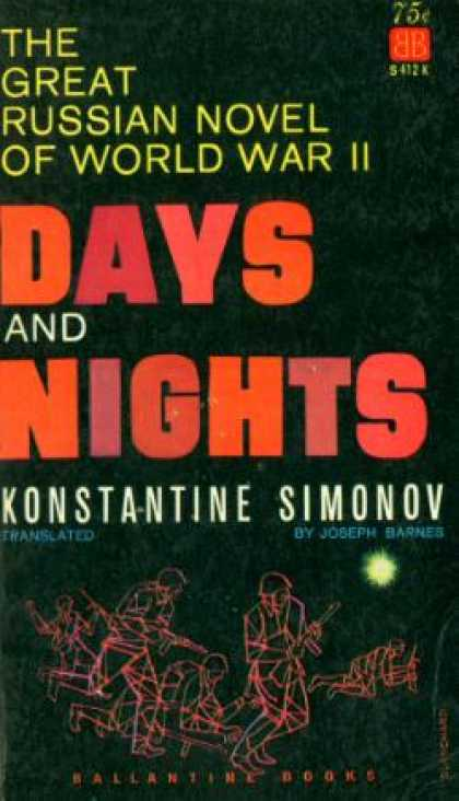 Ballantine Books - Days and Nights