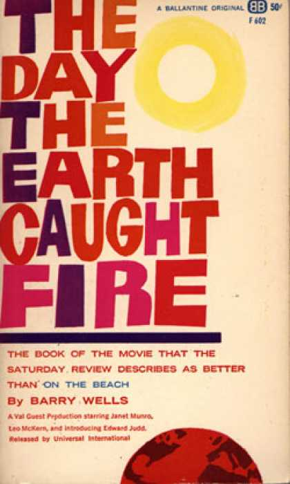Ballantine Books - The Day the Earth Caught Fire