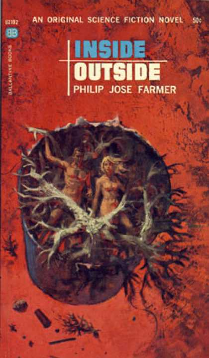 Ballantine Books - Inside Outside - Philip Jose Farmer