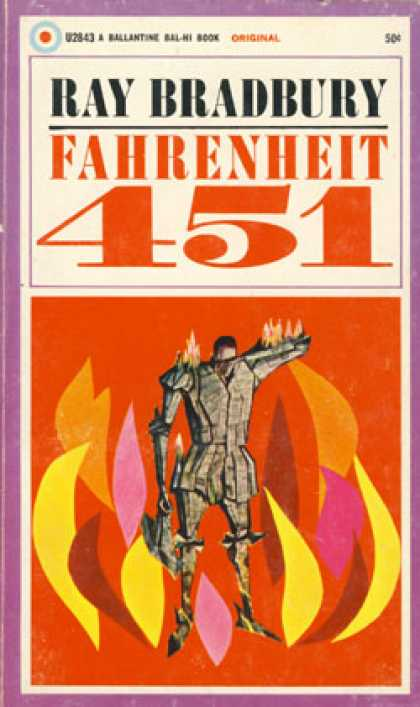 Ballantine Books - Farenheit 451
