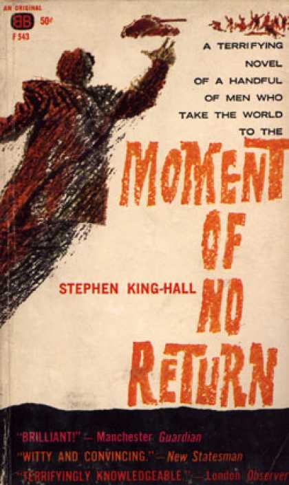 Ballantine Books - Moment of no return - Stephen King-Hall