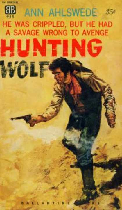 Ballantine Books - Hunting Wolf - Ann Ahlswede
