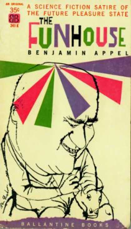 Ballantine Books - The Funhouse - Benjamin Appel