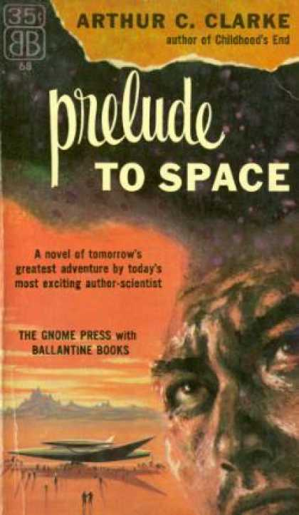 Ballantine Books - Prelude To Space - Arthur C. Clarke