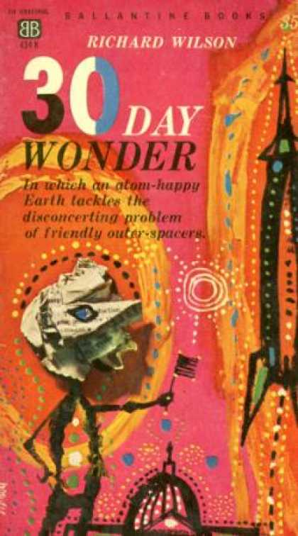 Ballantine Books - 30-day Wonder - Richard Wilson
