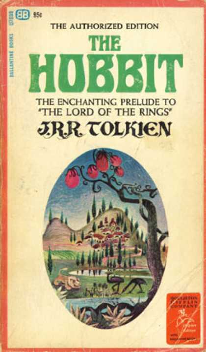Ballantine Books - The Hobbit There and Back Again