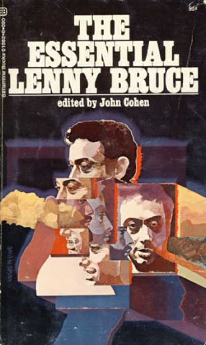 Ballantine Books - The essential Lenny Bruce - edited by John Cohen