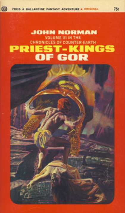 Ballantine Books - Priest-kings of Gor - Volume Iii In the Chronicles of Counter-earth - John Norma