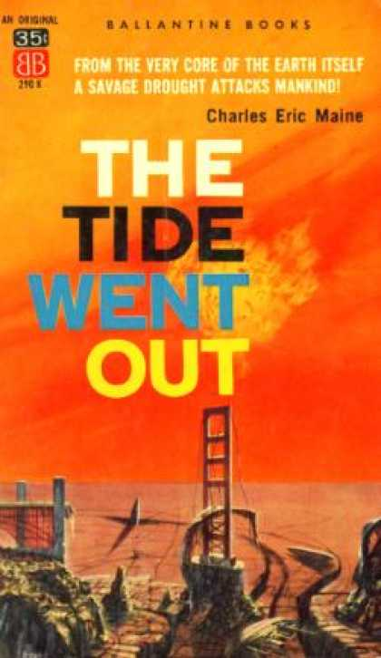 Ballantine Books - The Tide Went Out - Charles Eric Maine