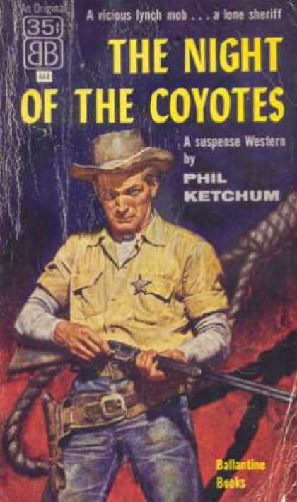 Ballantine Books - The Night of the Coyotes - Phil Ketchum