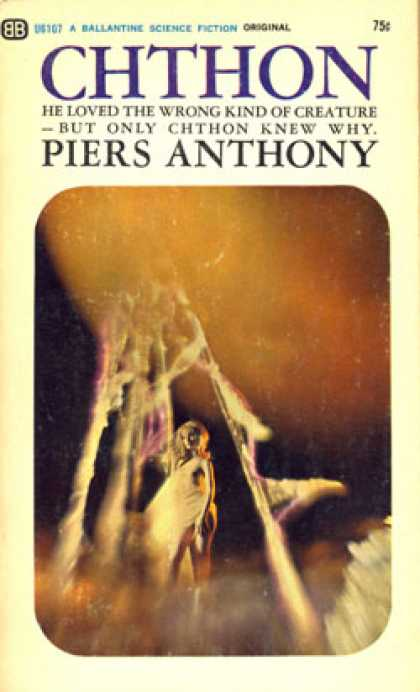 Ballantine Books - Chthon - Piers Anthony