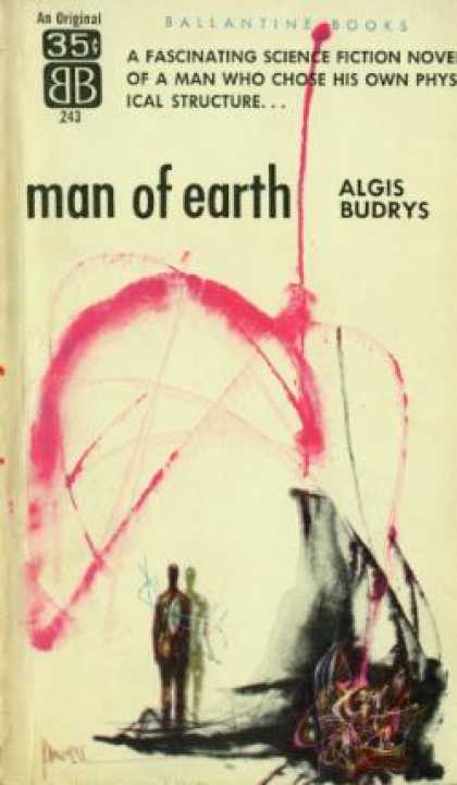 Ballantine Books - Man of Earth - Algis Budrys
