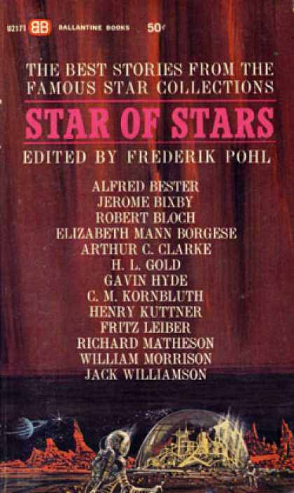 Ballantine Books - Star of Stars