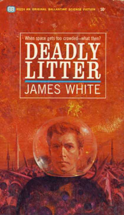 Ballantine Books - Deadly Litter - James White