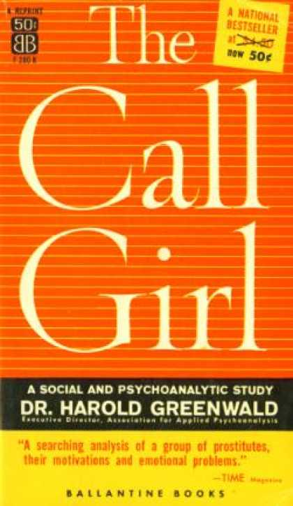 Ballantine Books - The Call Girl