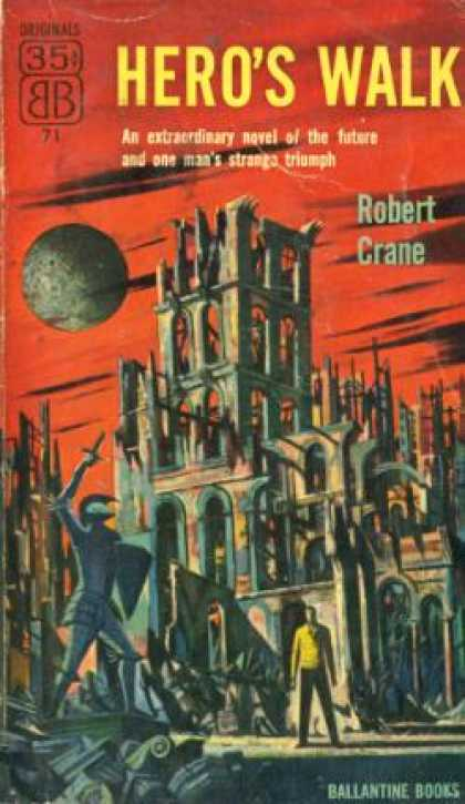Ballantine Books - Hero's Walk - Robert Crane