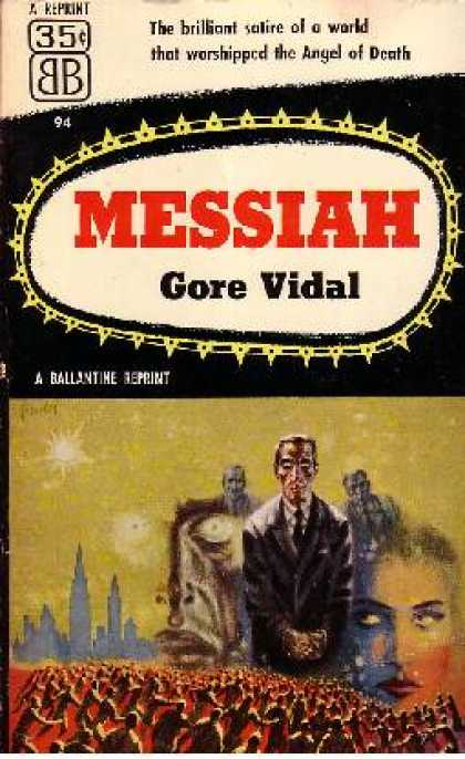Ballantine Books - Messiah - Gore Vidal