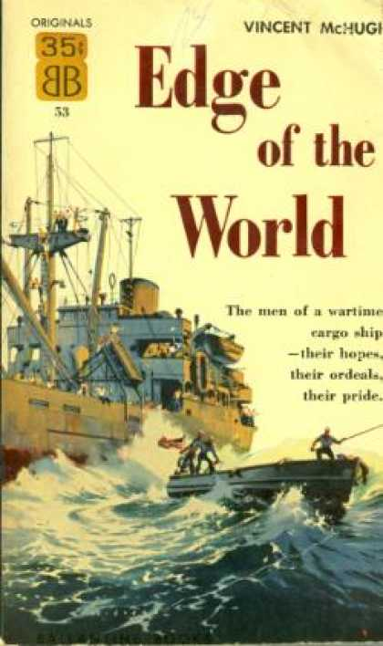Ballantine Books - Edge of the World