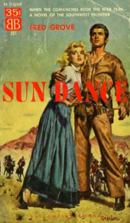 Ballantine Books - Sun dance - Fred Grove