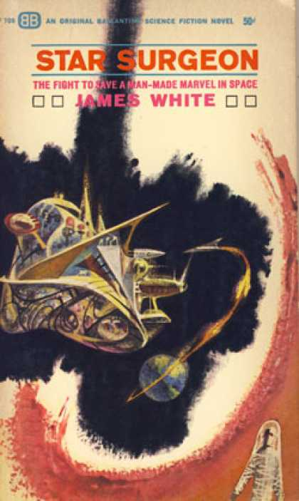 Ballantine Books - Star Surgeon - James White