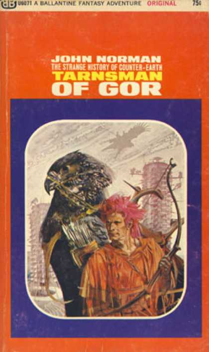 Ballantine Books - Tarnsman of Gor 1 - John Norman