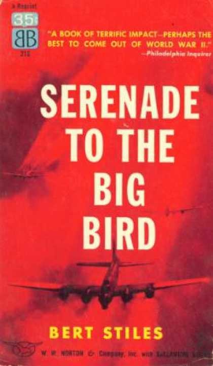 Ballantine Books - Serenade To the Big Bird - Bert Stiles