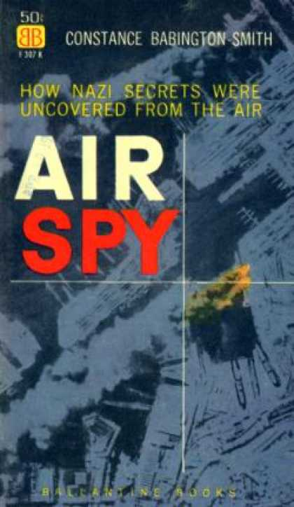 Ballantine Books - Air Spy - Constance Barrington-Smith