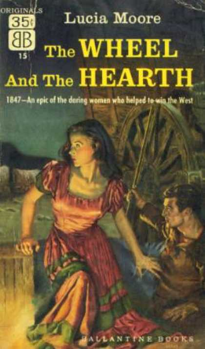 Ballantine Books - The Wheel and the Hearth - Lucia Moore