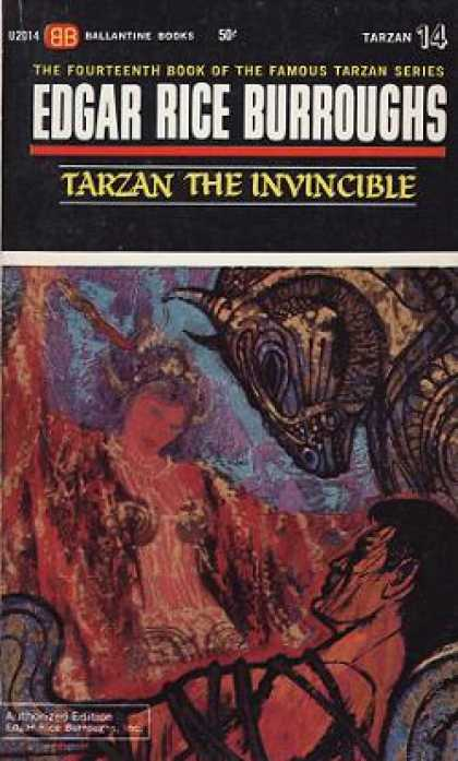 Ballantine Books - Tarzan the Invincible