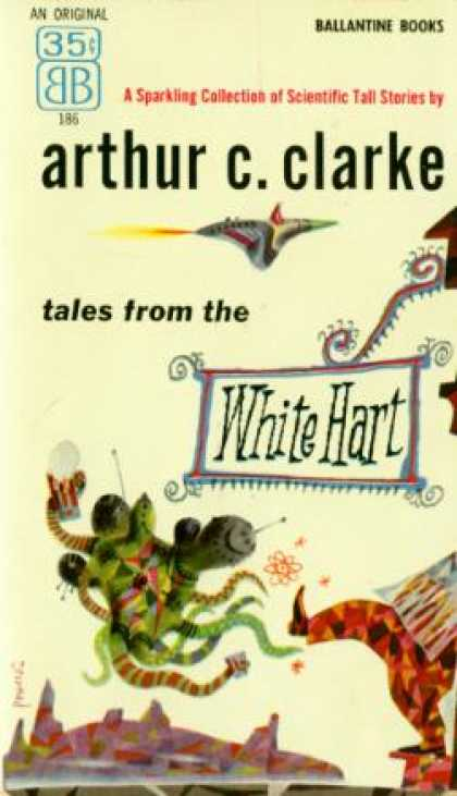 Ballantine Books - Tales From the White Hart.