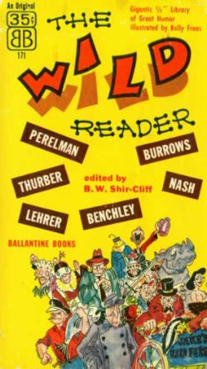 Ballantine Books - Wild Reader