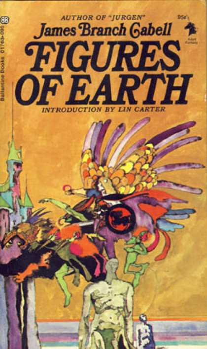 Ballantine Books - Figures of Earth - James B. Cabell
