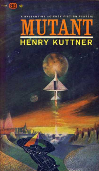 Ballantine Books - Mutant - Henry Kuttner