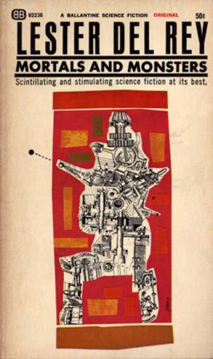 Ballantine Books - Mortals and Monsters: Twelve Science Fiction Stories