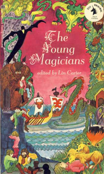 Ballantine Books - Young Magicians